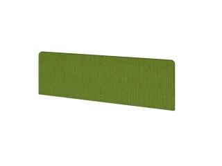 Экран ЛДСП в тканевом чехле 1500 мм Зеленый